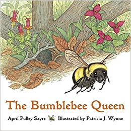The Bumblebee Queen book cover