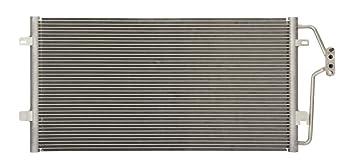A//C AC Condenser For Cadillac DeVille Oldsmobile Aurora 3070