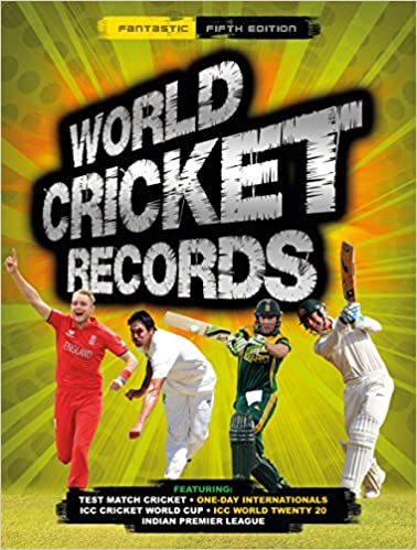 Cricket Record Book