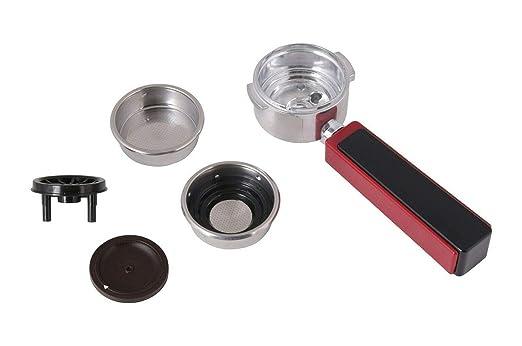 Ariete - Brazo portafiltro rojo para cápsulas de polvo de ...