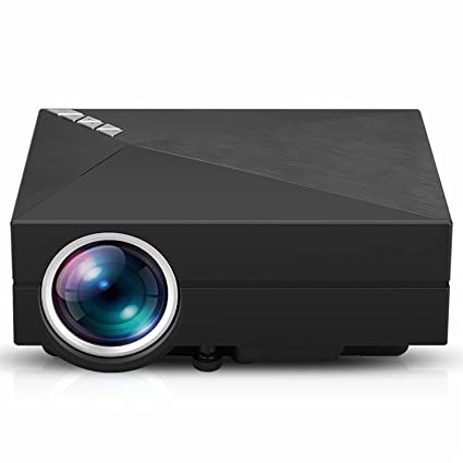 Amazon.com: Portable Home Projector 800480 1500 Lumens 4:3 ...