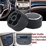 Folluer 1 PC Rear Radio Audio Volume Control Knob