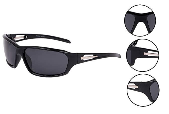 69ddf60450f6 TheWhoop Polarized UV Protected Sports Goggles