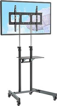 HFTEK - Soporte de pie para televisor de 32 a 70 Pulgadas (máx. 68 kg). Televisor LCD/LED/Plasma de máx. VESA 600x400mm: Amazon.es: Electrónica
