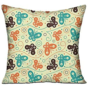 DGMEWIA 1-36 Indoor Cool Decorative Pillows With 18*18 Inch