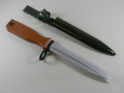 Amazon.com: Chino Ejército Y Desfile bayoneta de ...