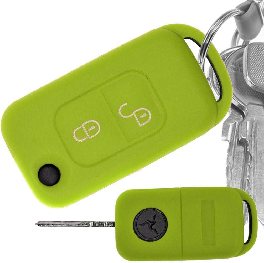 Soft Case Schutz Hülle Auto Schlüssel Für Mercedes Benz Elektronik