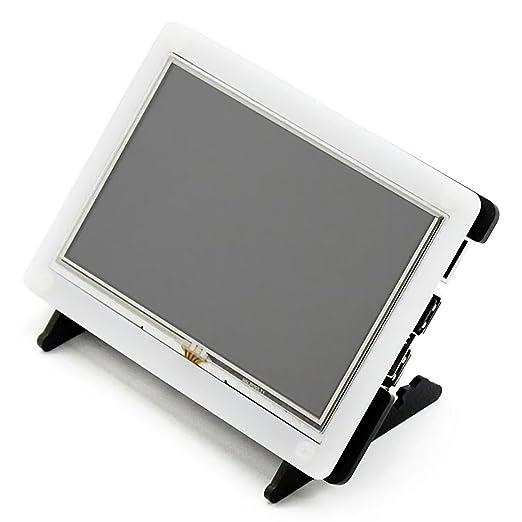 11 opinioni per Makibes 5 pollici HDMI LCD (B) Touch Screen 800 x 480 AD Alta Risoluzione