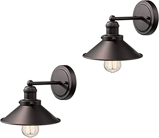 102 3w Orb Vintage Wall Mount Vanity Light Fixture Zeyu 3 Light Bathroom Vanity Lights Oil Rubbed Bronze Finish With Metal Shade Bspsss6no2 Edu In