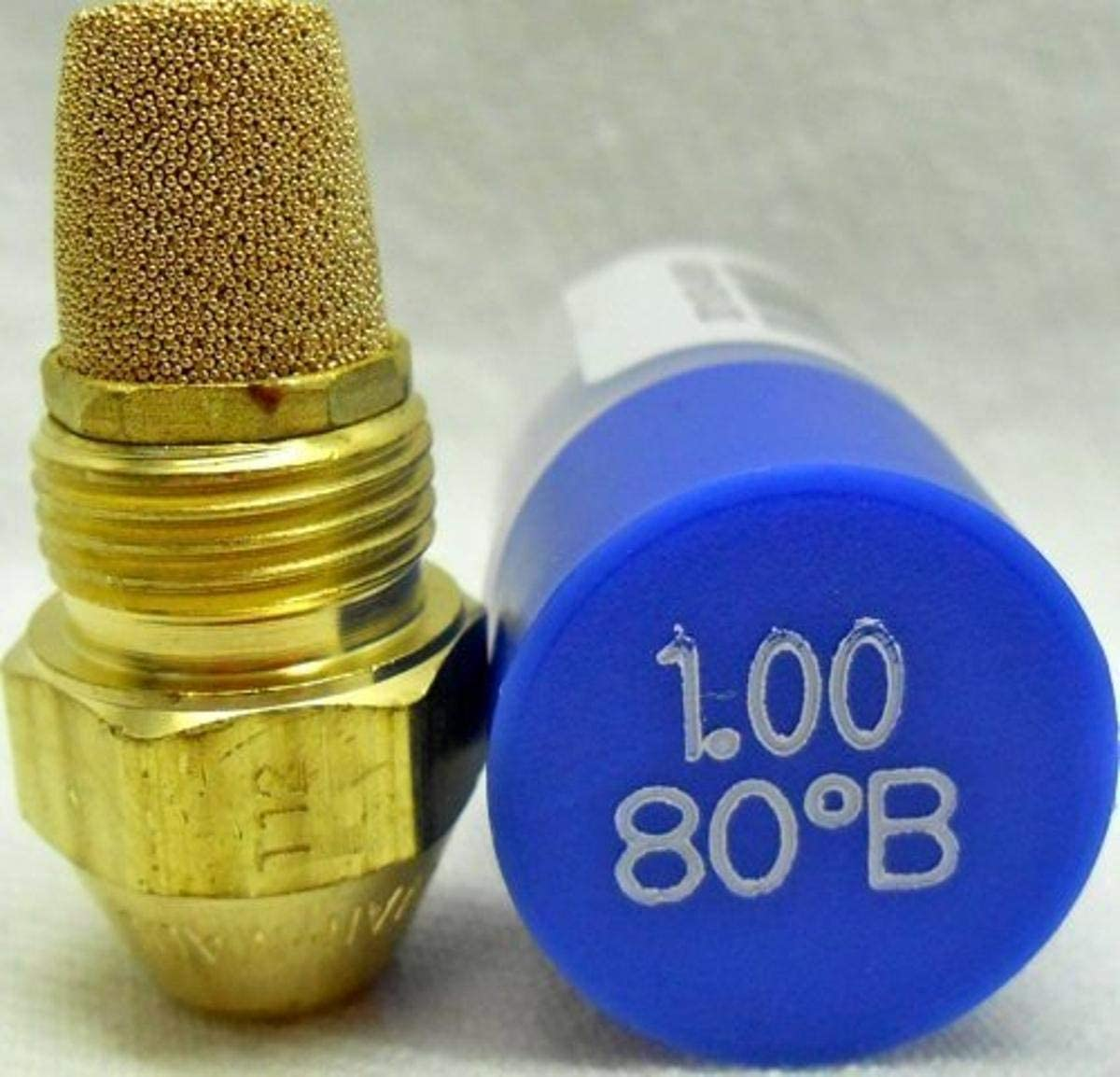 Universal Solid Cone B Replacement Oil Nozzle 1.00 GPH 80 Degree Spray