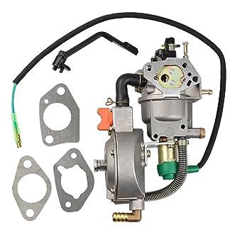 Amazon Com Hipa Dual Fuel Carburetor Lpg Ng Conversion For Honda