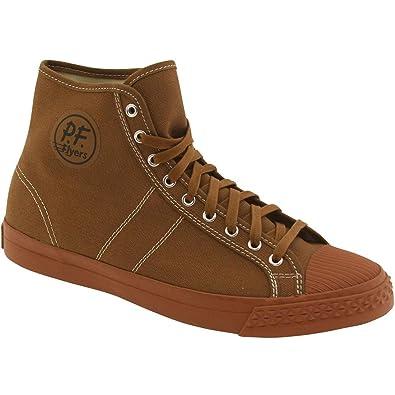 6dccda797dd82b PF Flyers x Brooklyn Circus Men Rambler (brown toffee) Size 13 US   Amazon.co.uk  Shoes   Bags