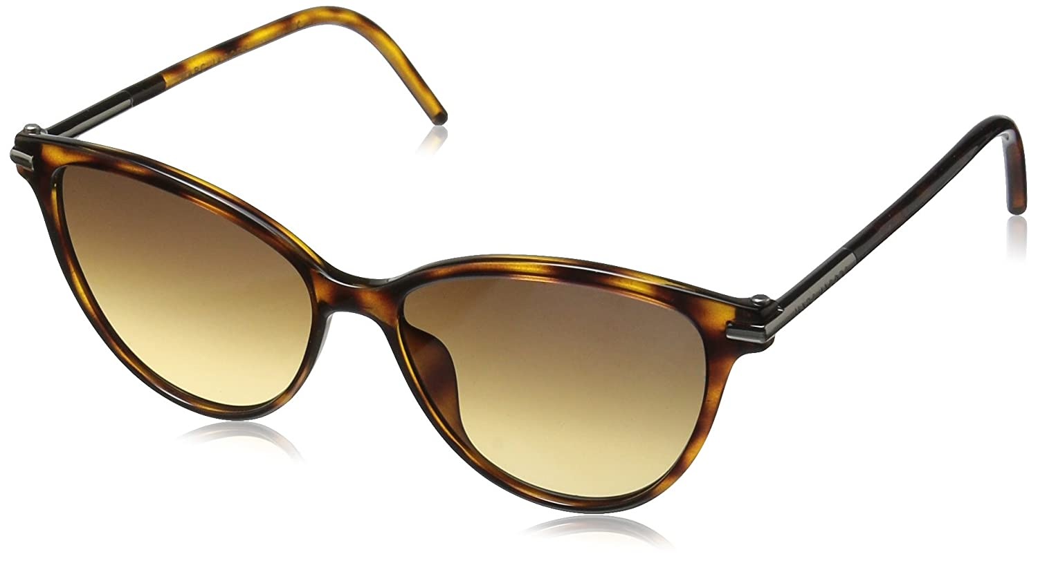 Marc Jacobs Women 47/S GG TLR 53 Sunglasses, Brown (Havana/BRW Ochre SIL Sp) MARC 47/S GG
