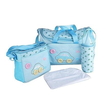 Smail impermeable bolso cambiador de pañales para bebé ...