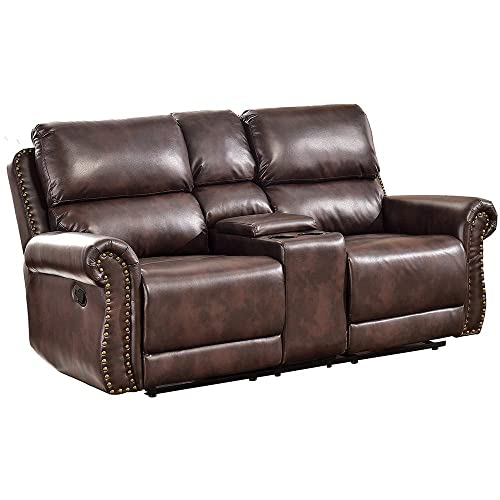 Romatlink Recliner Sofa Leather Sofa Home Furniture