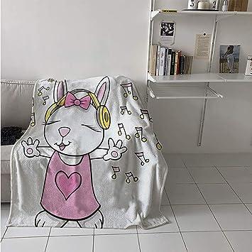 Amazon.com: Manta con diseño de gato y patas en forma de ...