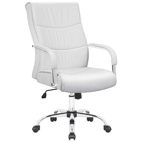 Amazon.com: Furmax Silla de escritorio de oficina de ...