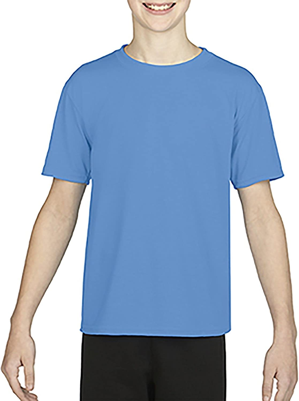 Style # G460B - Original Label S - White By Gildan Gildan Youth Performance 47 Oz Core T-Shirt