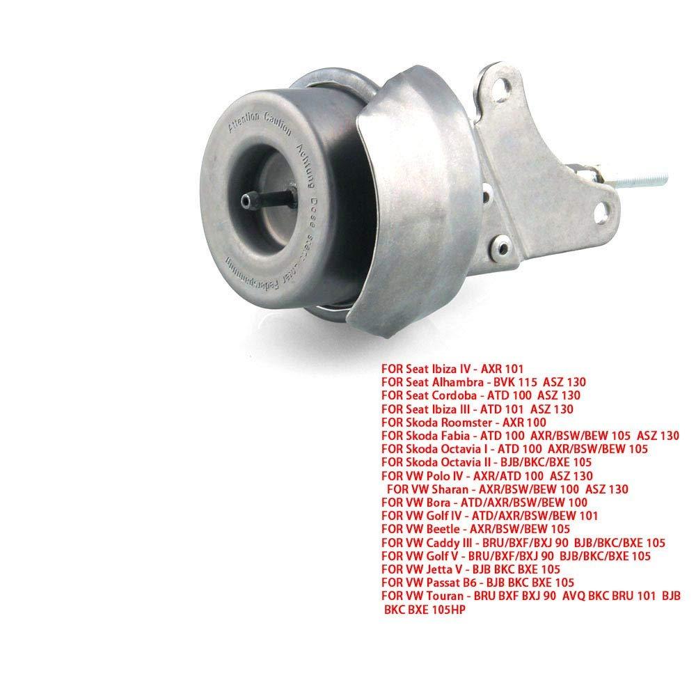 Elegantimpresionante Turbo - Actuador de válvula electromagnética para Audi, A3, Skoda, Seat VW, Golf Jetta Passat: Amazon.es: Coche y moto