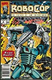 Robocop - The Future of Law Enforcement - # 2 April 1990