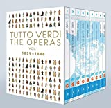 DVD - Tutto Verdi Operas, Vol. 1 (1839 - 1846) [Blu-ray]