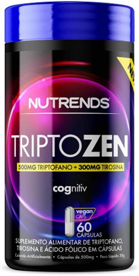 Triptozen Cognitiv 60 cápsulas, Nutrends por Nutrends