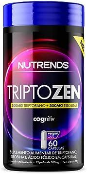 Triptozen Cognitiv 60 cápsulas, Nutrends