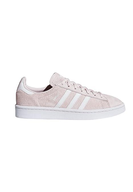 best service 71a56 8182c Adidas Womens Campus W, PinkOrchid TintWhiteCrystal, ...