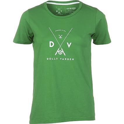 Amazon.com  Dolly Varden Outdoor Clothing Women s Logo Tee  Sports ... 9e534d5e8