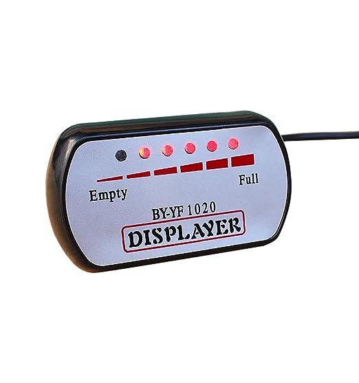 36 V 48 V 60 V Capacidad de la batería de plomo ácido ...