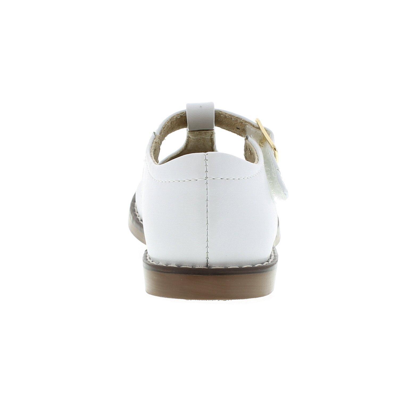 FOOTMATES Sherry (7.5 Toddler M/W, White) by FOOTMATES (Image #7)