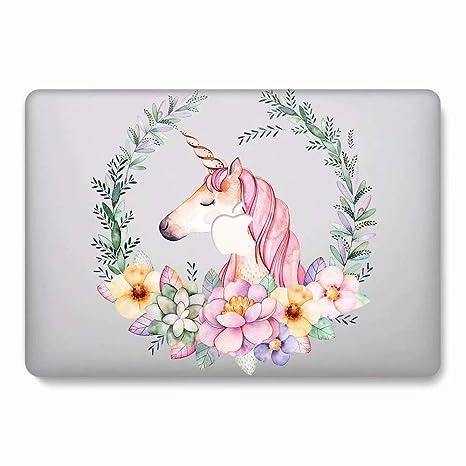 AQYLQ Funda Dura MacBook Pro 13 Pulgadas (Unidad de CD) A1278, Acabado Mate Ultra Delgado Carcasa Rígida Protector de Plástico Cubierta, 11 Caballo y ...