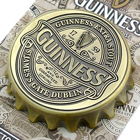 Compra Guinness Auténtica coleccionistas abridor de Botellas imán ...