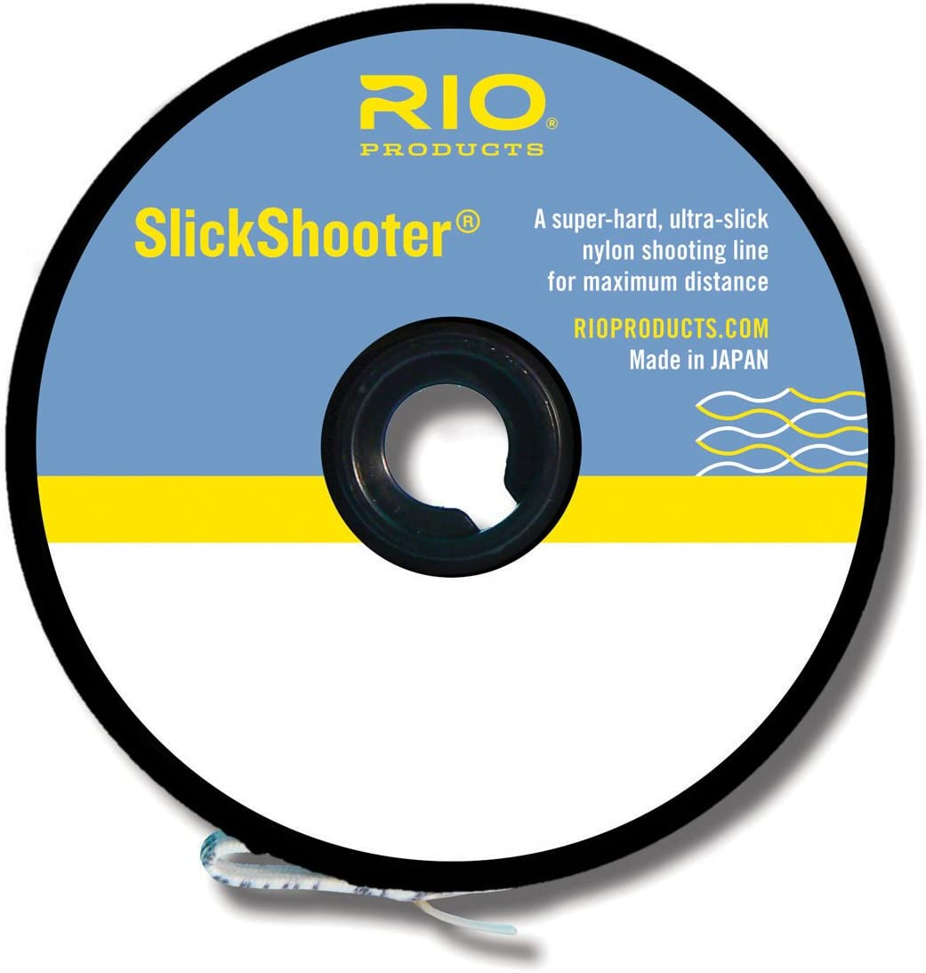 RIO Products Fly Line Slick Shooter 115 44Lb, Red