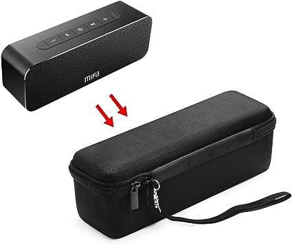 GH GHawk® MIFA A20 Estuche para Auriculares Estuche rígido de Viaje Bolsa de Transporte Protectora Caja de Auriculares Auricular Estuche portátil: Amazon.es: Electrónica