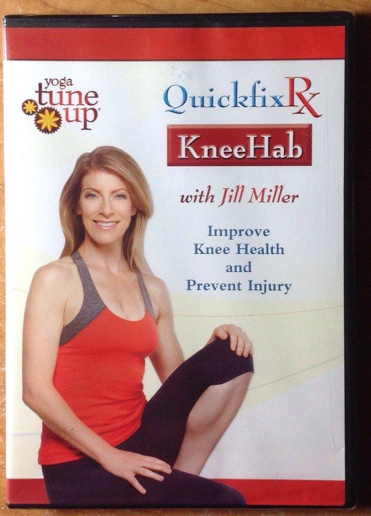 Yoga Tune Up Quickfix Rx Kneehab DVD: Amazon.es: Cine y ...