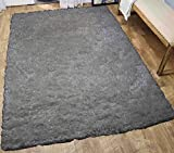Glitter Shag Shaggy Furry Fluffy Fuzzy Sparkle Soft Modern Contemporary Thick Plush Soft Pile Off White Two Tone Area Rug Carpet Bedroom Living Room 8×10 Sale Discount Treasure Off White