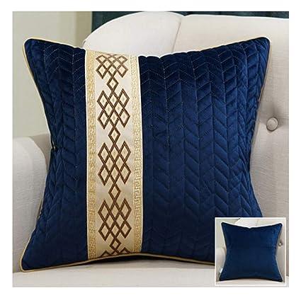 Amazon.com: NKDK Simple Cushion Modern Sofa Pillow Pillow ...