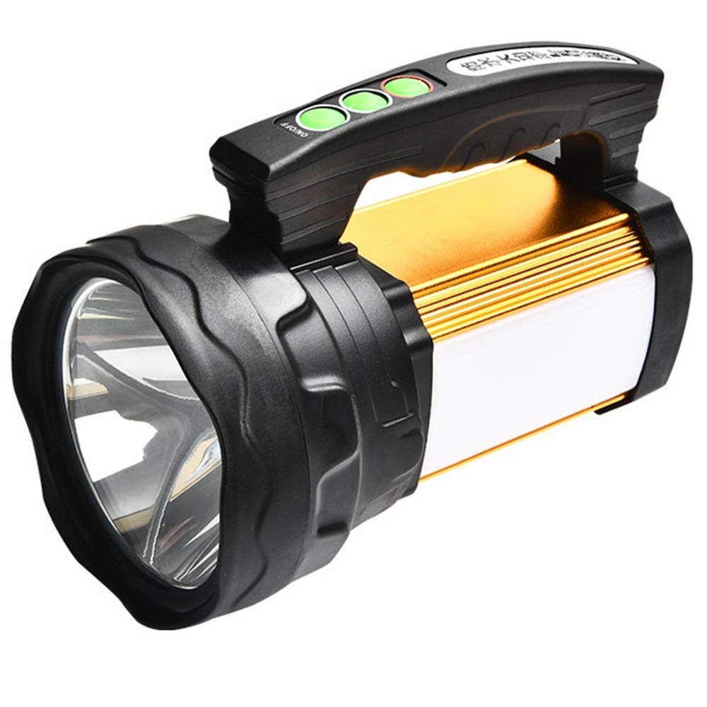 SYXL LED Glare Searchlight Wiederaufladbare Outdoor Patrol Multifunktions-Portable
