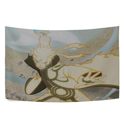 Amazon.com: MAXM Naruto Shippuden Ultimate Ninja Storm 4 Art ...