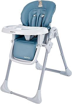 Chaise Pliage haute réglable multifonctionnel bébéB003 nv08mwN