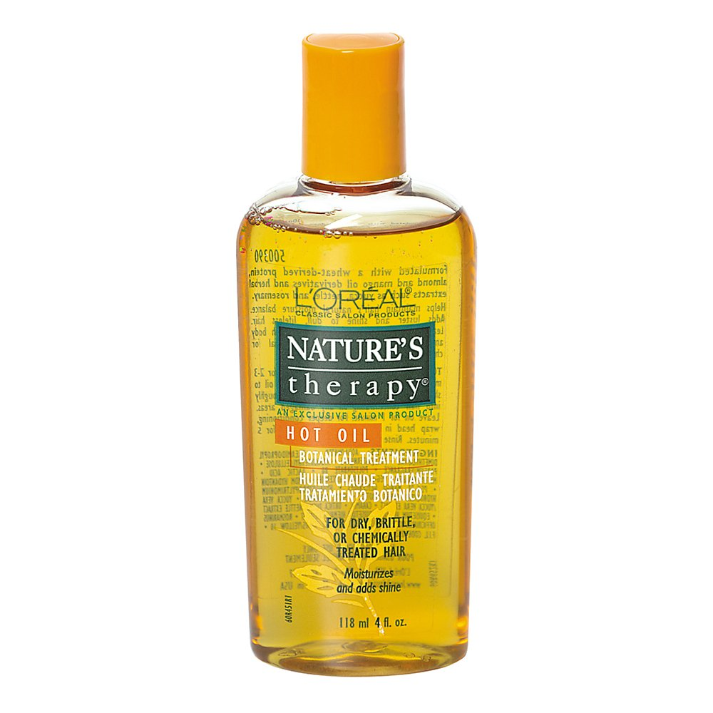 L'Oreal Natures Therapy Hot Oil Botanical Treatment