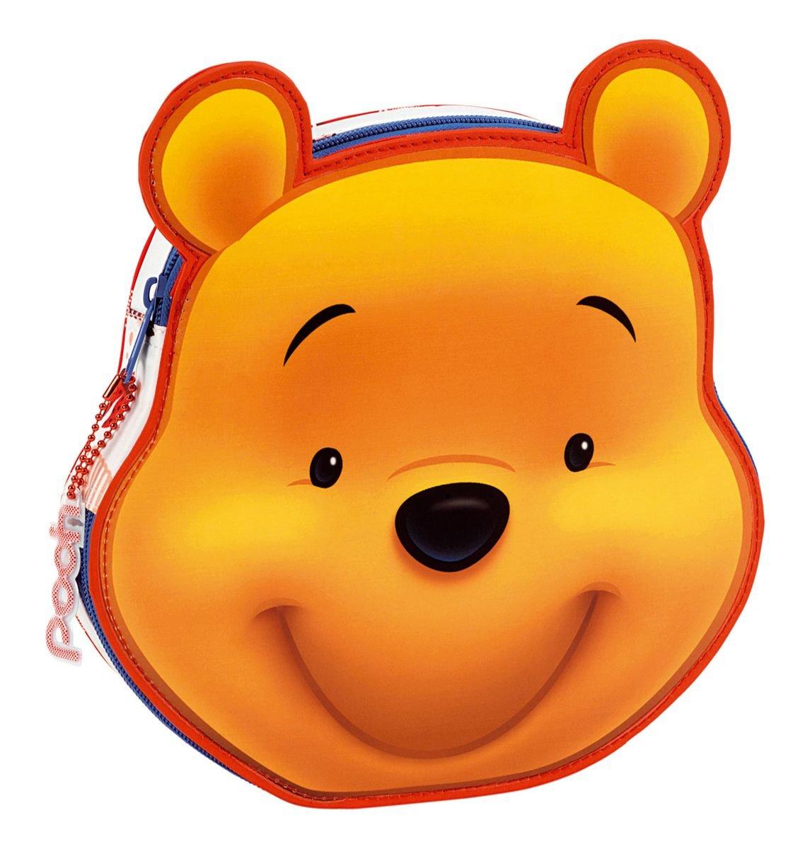Exclusiv*Winnie the Pooh Federmappe Sch/üleretui Kinder gef/üllt