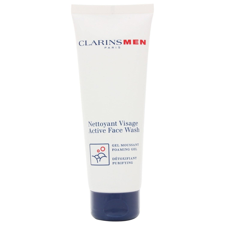 Clarins Men Nettoyant Visage 125 ml ISOWO SERVICES SL** 3380810500103