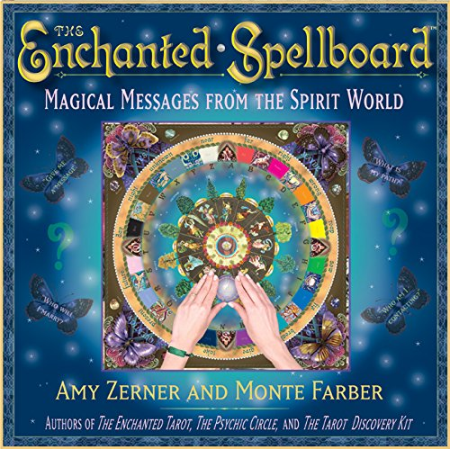 The Enchanted Spellboard: Magical Messages from the Spirit (Esp Test)
