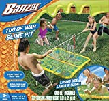 Banzai Tug Of War Slime Pit Sprinkling Splash Mat