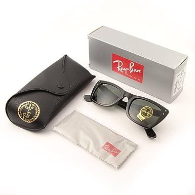 3243a214f5 Ray-Ban Sunglasses CARIBBEAN (RB 4148 601 52)  Amazon.co.uk  Clothing