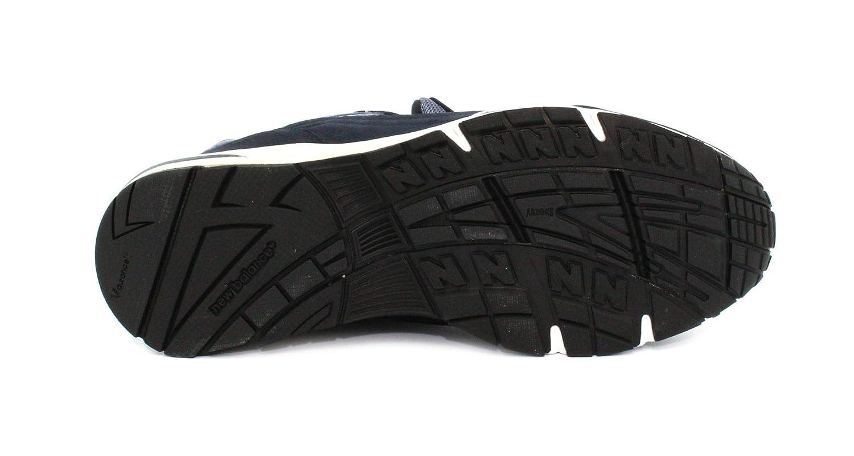 New Balance M991 D Leather Textile - nvb nvb nvb navy, Größe 8.5(42) d342c2