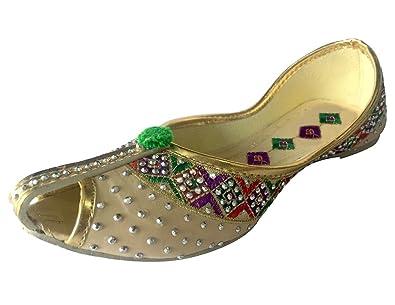 Damen Sandalen Cremefarben/Goldfarben, Cremefarben/Goldfarben - Größe: 40 Step n Style