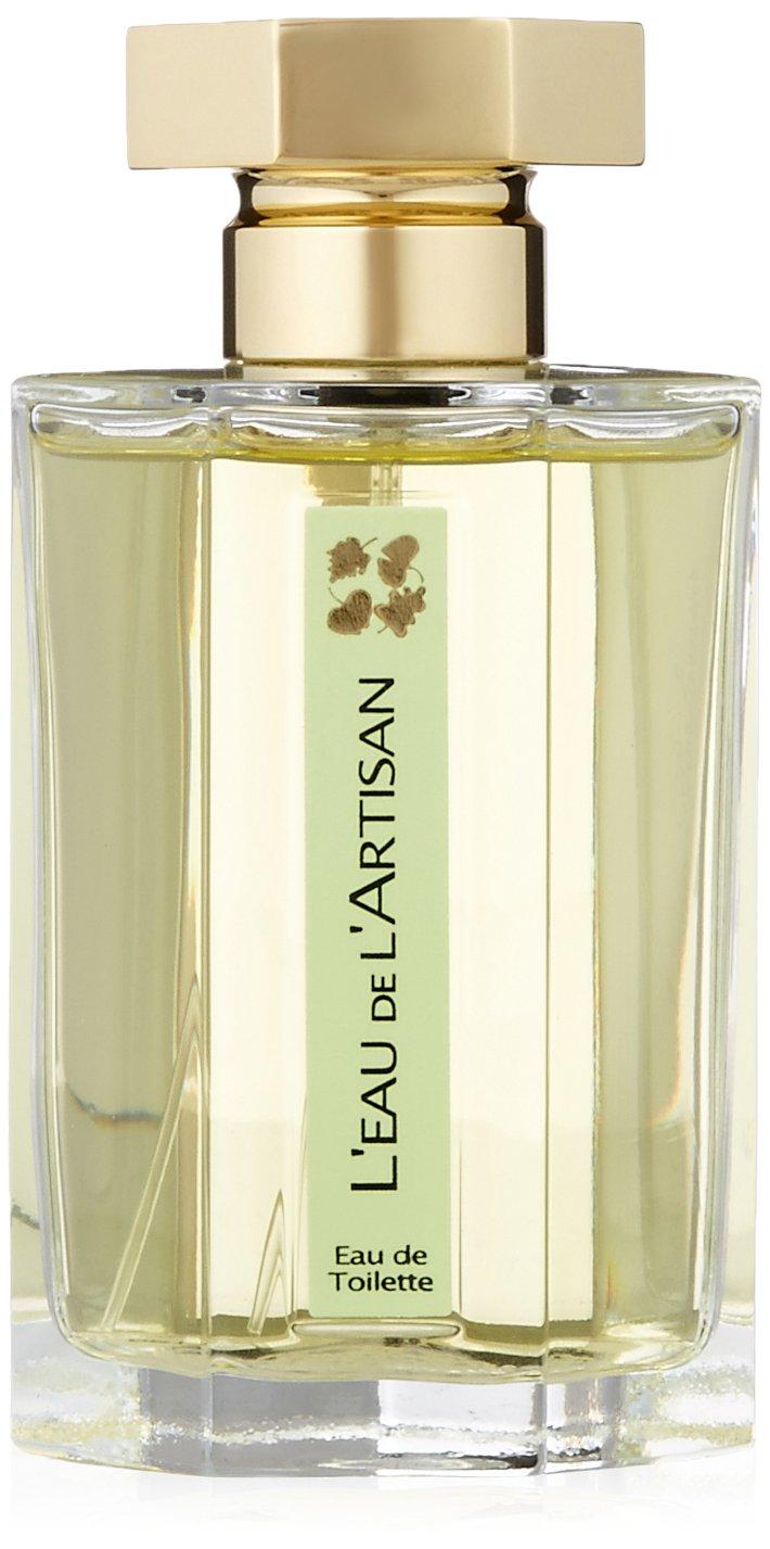 L'Artisan Parfumeur L'eau de L'Artisan Eau de Toilette Spray 3.4 Oz, 3.4 Ounce